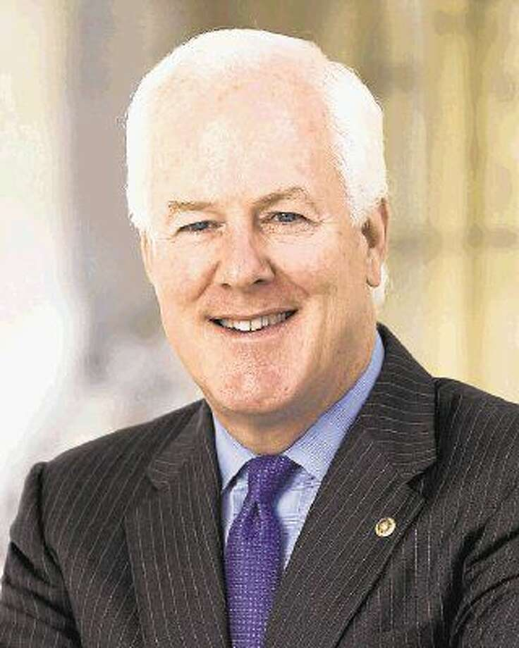 CORNYN Photo: U.S. Senate Photographic Studio
