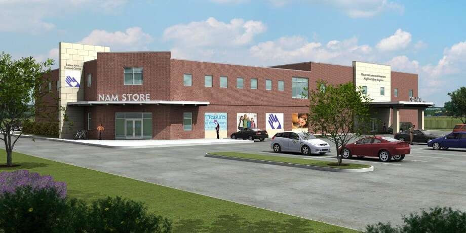 With the recent groundbreaking for a new 5.3 million retail and workforce training facility, Northwest Assistance Ministries is looking towards expanding its capabilities and programs to help the area's growing number of people in need. Photo: Northwest Assistance Ministries