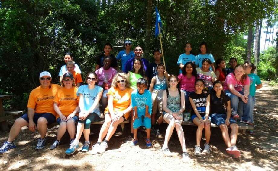 Montgomery County Youth Services (MCYS) offered more than 85 counseling clients and their siblings from the community the opportunity to participate in Camp Watsitumi from June 9 through June 12 in Conroe. Photo: Submitted Photo