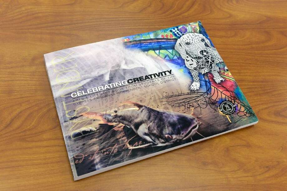 The 75th Anniversary Arts & Literary Book, Celebrating Creativity, is available through the 75th Anniversary E-store for 25. Photo: Submitted Photo
