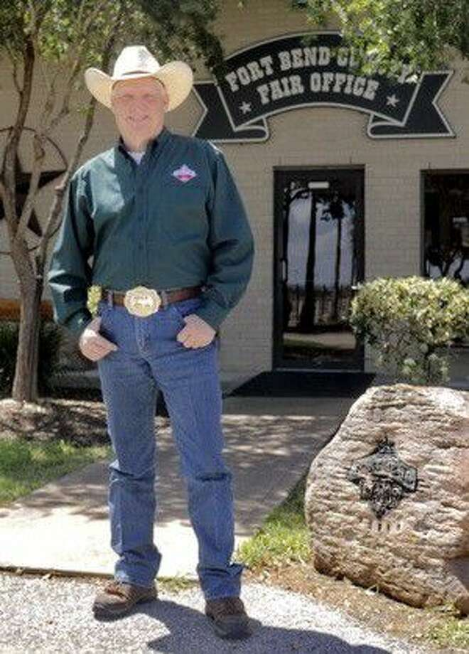 Sam Magee heads the Fort Bend County Fair as the newly appointed manager. Photo: Fort Bend County Fair