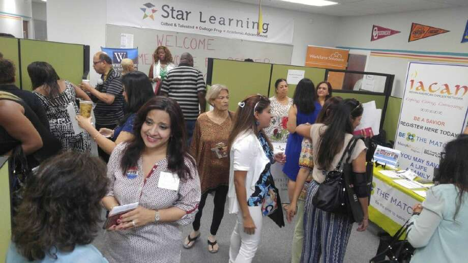 "Women's Voice for Better America, a Houston based-network, hosted its first ""Opportunity Fair for Women"" on Aug. 27 in Sugar Land. Photo: Women's Voice For Better America"