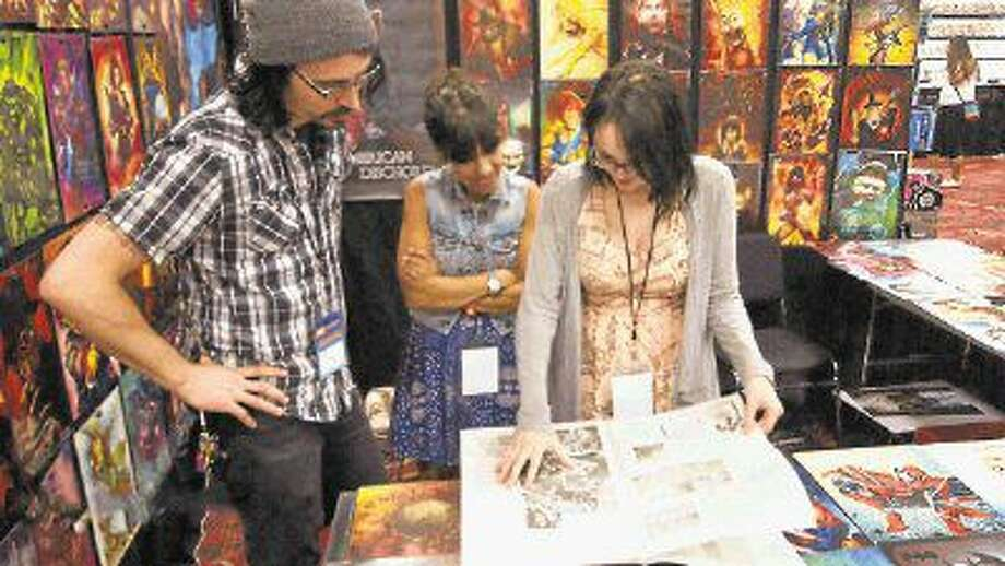Comic book fans will have the chance to interact with some of the best and brightest in the comics industry, as well as local Houston creators.