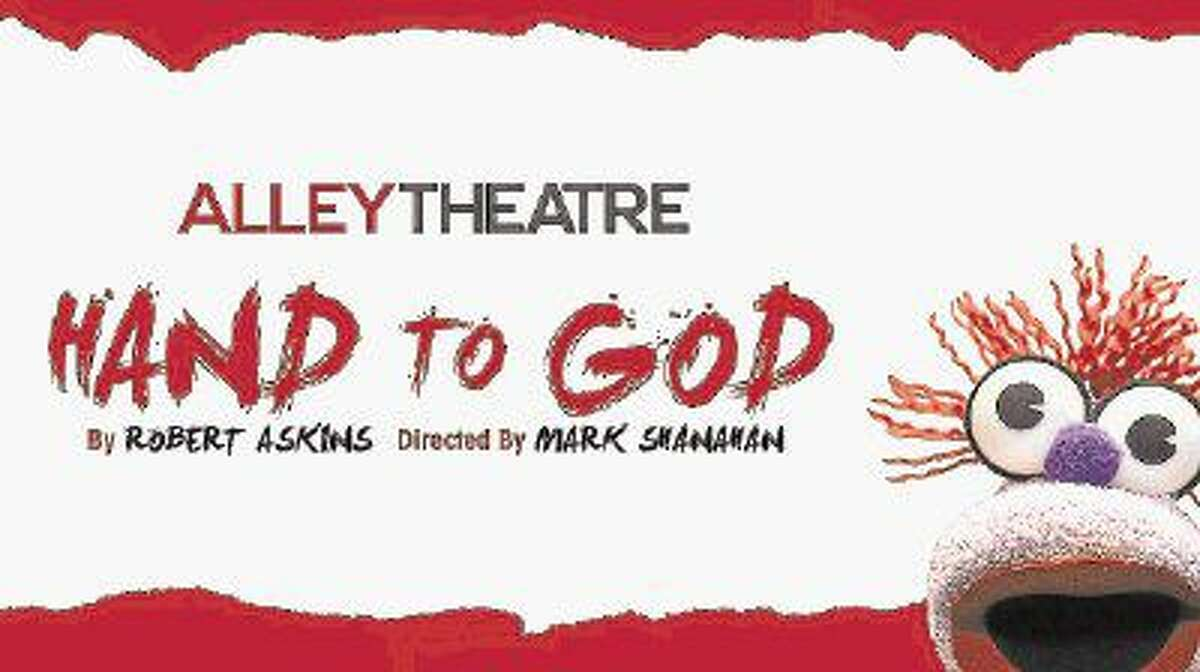 """""""Hand to God"""" is a play about a devil named Tyrone lurking in a church basement puppet show in Cypress."""