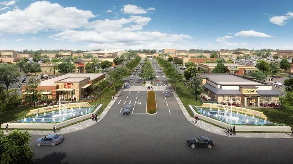 Valley Ranch Town Center is planned to contain 1.5 million square feet of retail, dining, entertainment and hospitality space when complete.