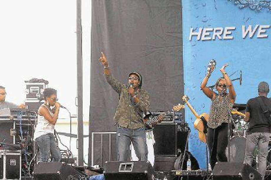 The Galaxy Band will return to perform at this year's Pearland International Festival. Photo: Pin Lim