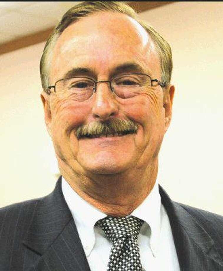 League City Mayor Pat Hallisey