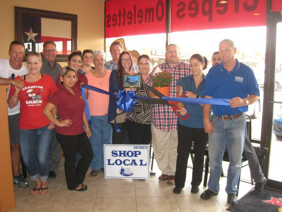 Hungry Jack celebrated itsr official grand opening with the Crosby-Huffman Chamber of Commerce Sept. 13, complete with a ribbon cutting ceremony and opportunity to introduce their business to more people in the area.