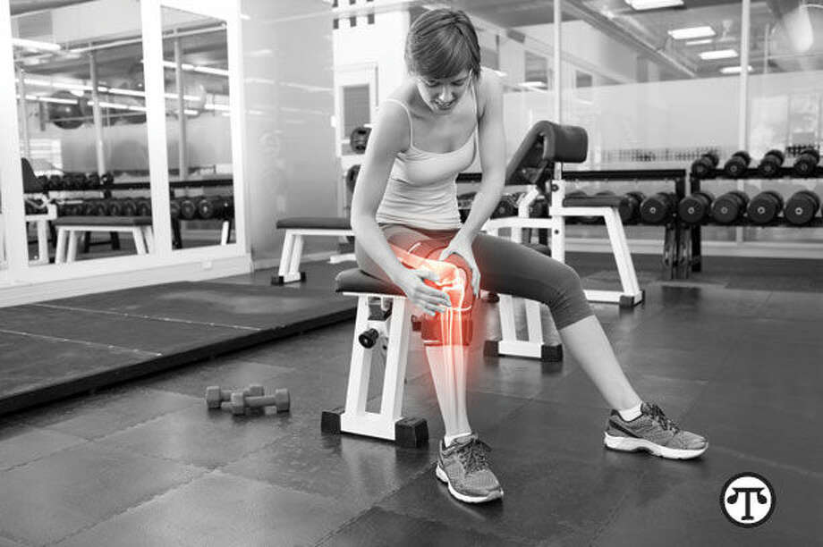 You may be able to ease your knee pain without surgery. (NAPS)
