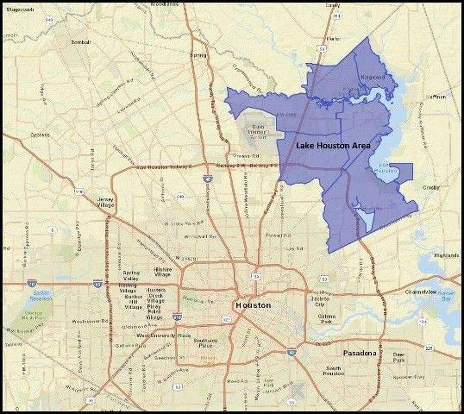 The Lake Houston Area Economic Development Partnership launched four years ago.
