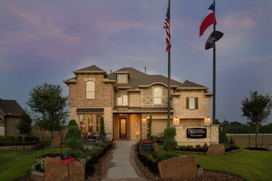 Village Builders has expanded its presence in Kingwood where the Houston homebuilder is adding new luxury homes from its most popular collections in the master-planned community's newest neighborhood, Royal Brook.