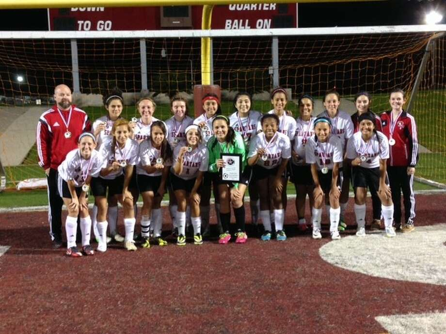 The Porter girls soccer team won the Aldine Tournament over the weekend. Kim Rodriguez was named the tournament MVP.