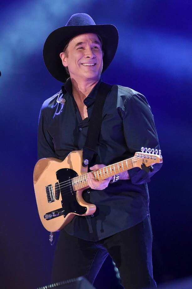 Country star Clint Black went to Katy High School, but dropped out to launch his music career. Photo: Rick Diamond