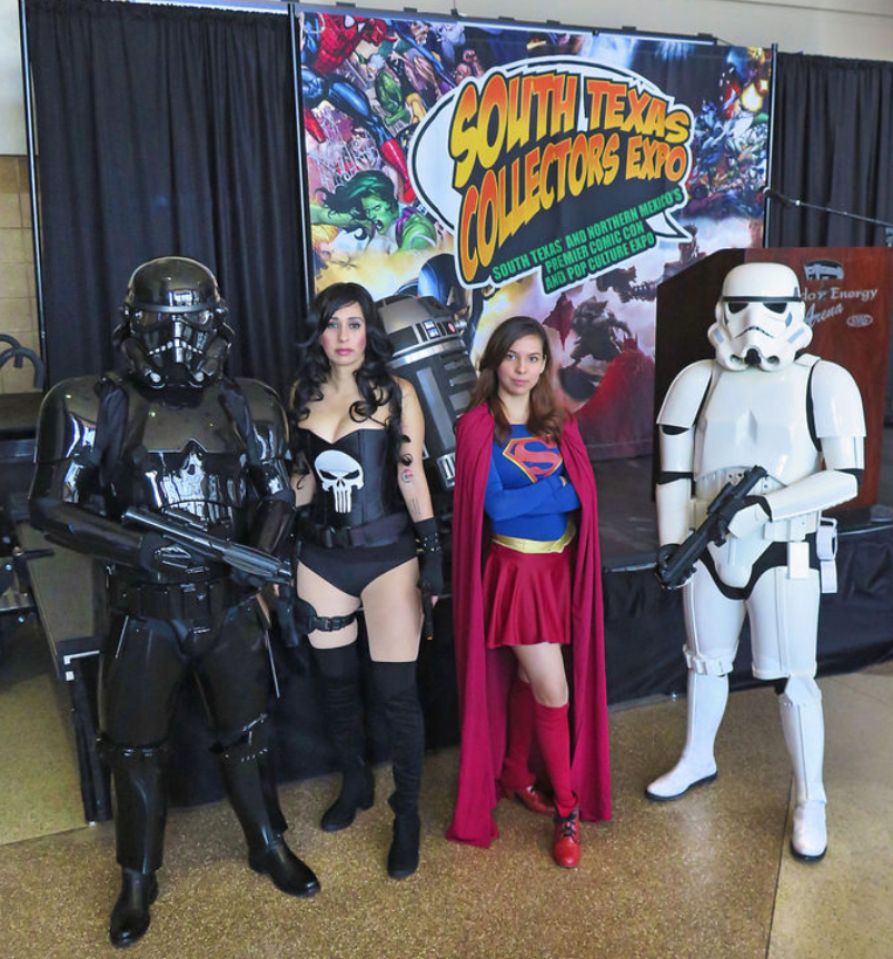 Laredo Comic Con Takes Over South Texas With Cosplay