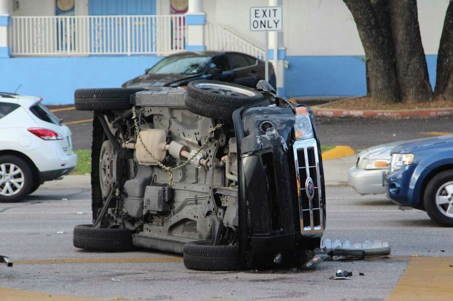 Click to see which cities in California have the worst drivers, according to a study by QuoteWizard. Photo: Tyler White, San Antonio Express-News / San Antonio Express-News