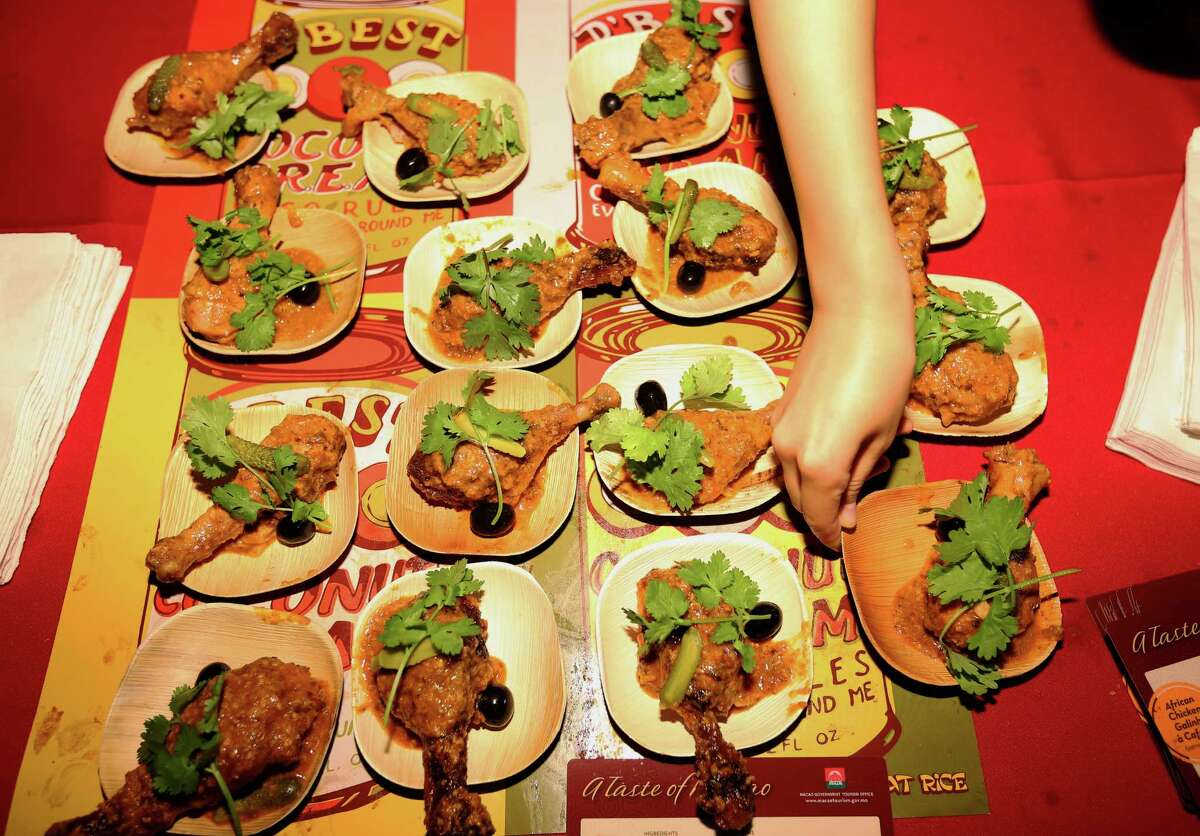 Houston's second Luckyrice Grand Feast, a festival celebrating Asian epicurean culture, will take place on Oct. 27 at the Astorian. Shown: A scene from the first Luckyrice in Houston.