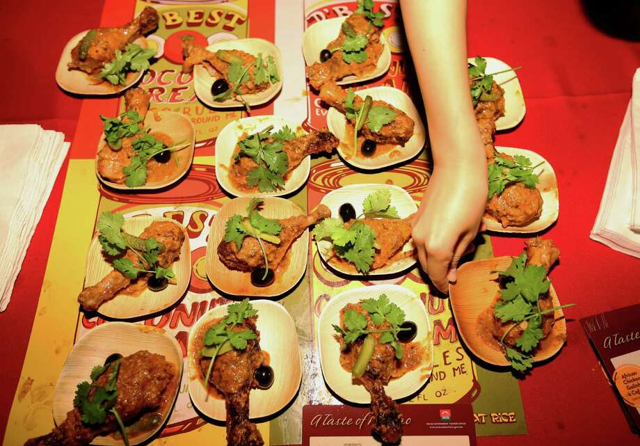 Houston's second Luckyrice Grand Feast, a festival celebrating Asian 