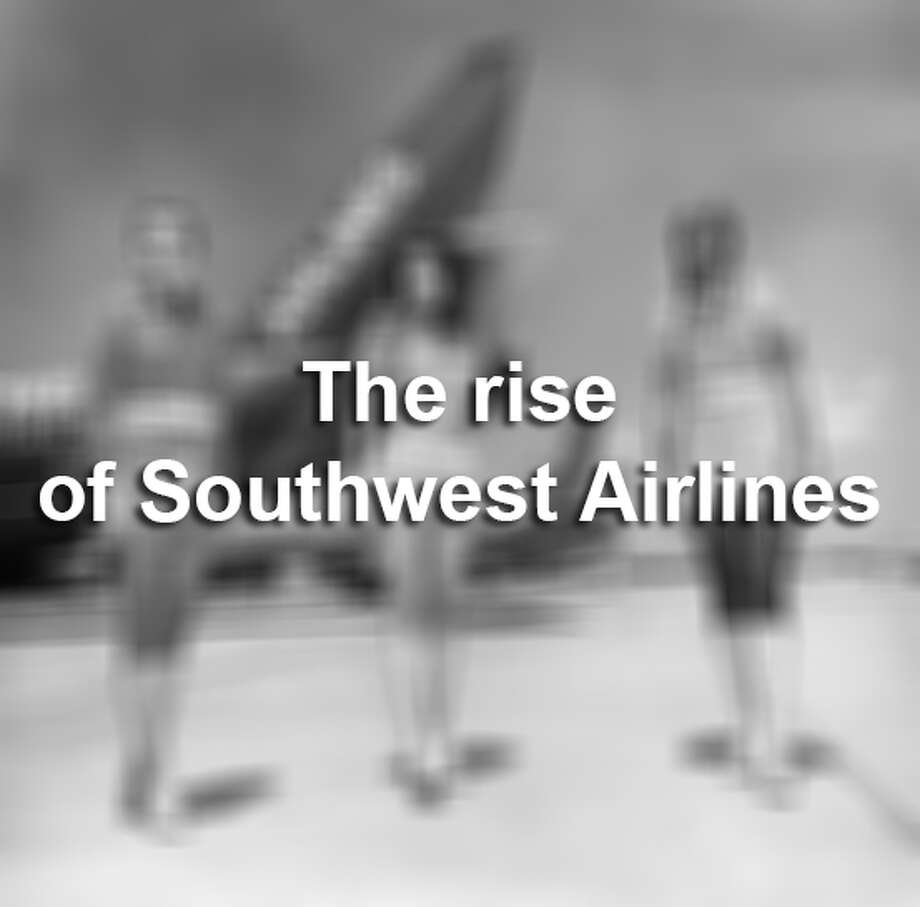 The low-cost carrier that started when its founders drew a triangle connecting Dallas, Houston and San Antonio on a cocktail napkin and has evolved into one of the leading domestic carriers.