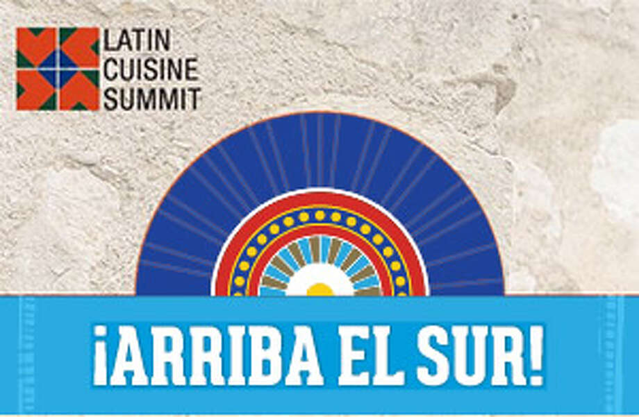 Logo for ¡Arriba el Sur! conference