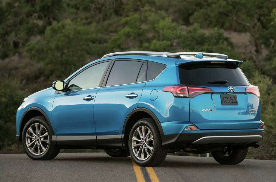 toyota adds hybrid model of the rav4 compact crossover houston chronicle. Black Bedroom Furniture Sets. Home Design Ideas