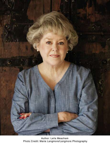 Long before she wrote best-selling historical novels, San Antonio author Leila Meacham wrote romances. Her early books are being republished. Photo: Marie Langmore Photography