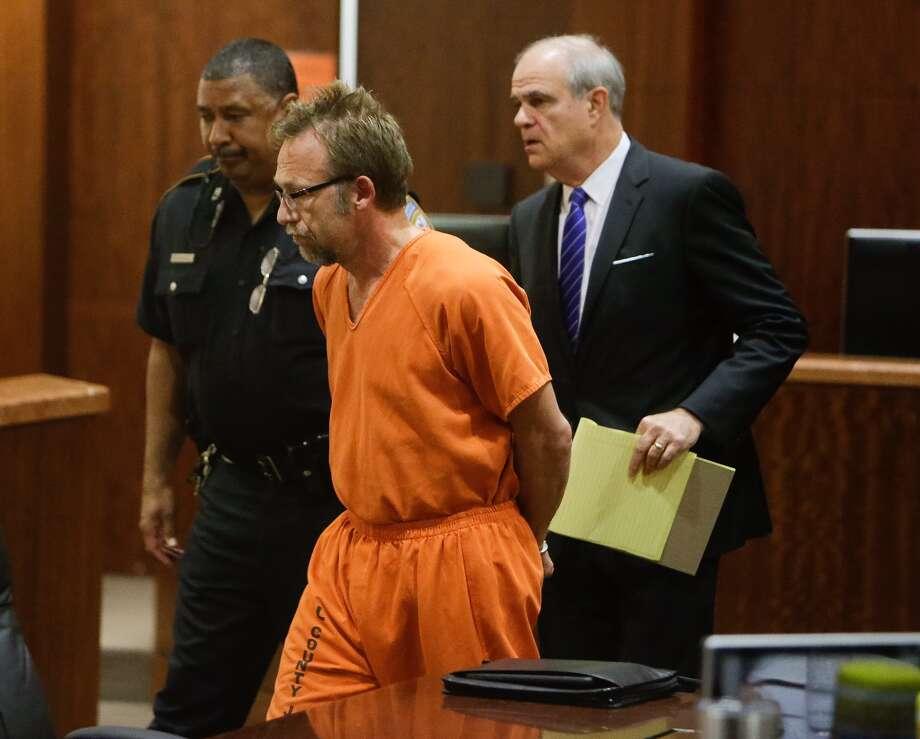 Backpage.com CEO Carl Ferrer appears before a Harris County Criminal ...