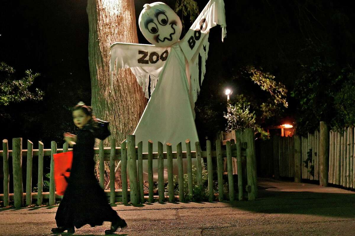 Zoo Boo Saturday-Sunday: Sept. 22-Oct. 28 San Antonio Zoo 3903 N. St. Mary's St.