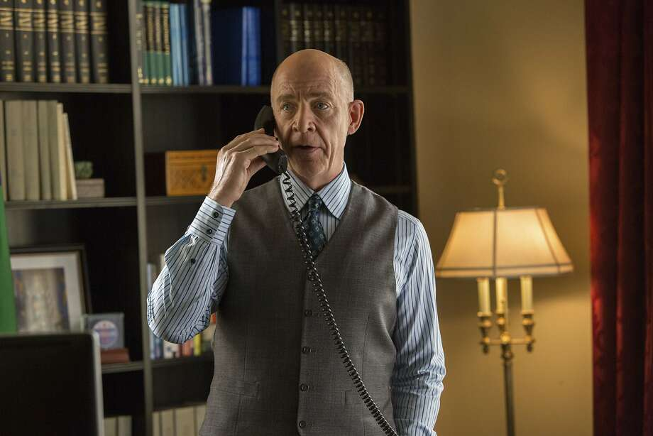 J.K. Simmons plays a federal agent. Photo: Chuck Zlotnick, Associated Press