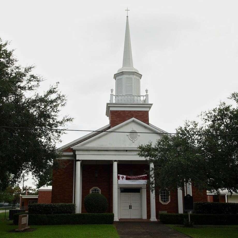 Dayton's First United Methodist Church is celebrating its 150-year history. Photo: Casey Stinnett