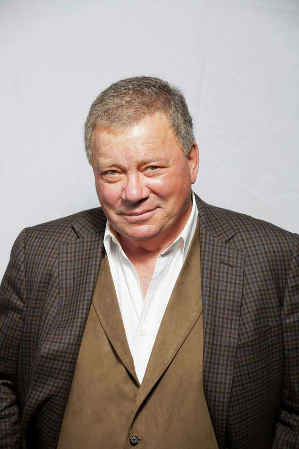 "William Shatner will present his comedic Broadway show, ""Shatner's World: We Just Live In It,"" at The Bushnell in Hartford on Saturday, Oct. 15. Photo: George Qua-Enoo / Contributed Photo"