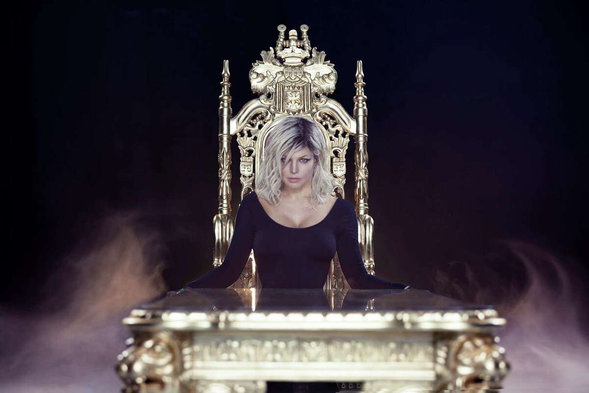 Fergie will perform at Mohegan Sun Arena on Saturday, Oct. 15.