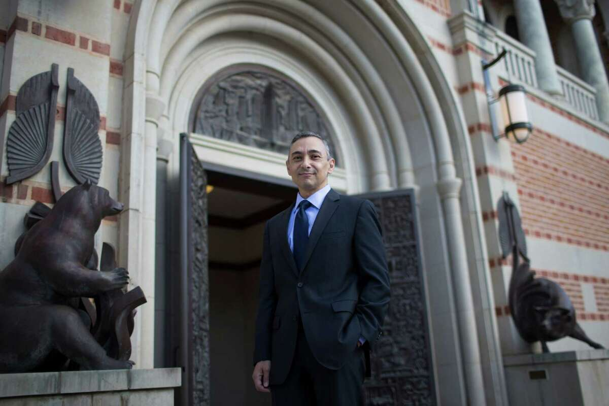 Peter Rodriguez is the dean at the Jesse H. Jones Graduate School of Business at Rice University. Keep going for a look at the top 10 MBA programs in the country and where Texas schools landed in Bloomberg Businessweek's rankings.