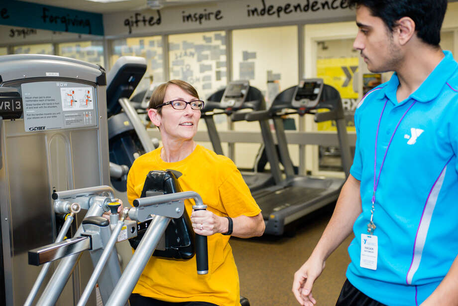 The Lake Houston Family YMCA in Kingwood is among the one dozen centers in Greater Houston offering a unique program designed to help cancer survivors find strength both physically and emotionally. Photo: Lake Houston Family YMCA