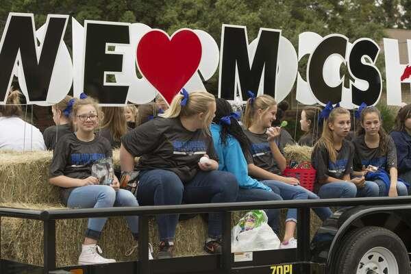 Midland Christian 2016 Homecoming parade, Friday 10-07-16. Tim Fischer/Reporter-Telegram