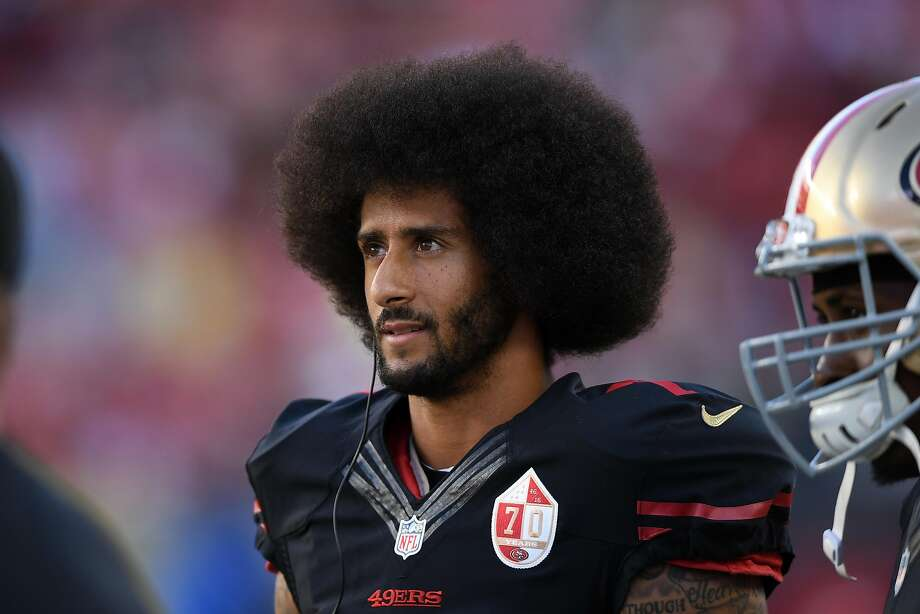 Colin Kaepernick. Photo: Thearon W. Henderson, Getty Images
