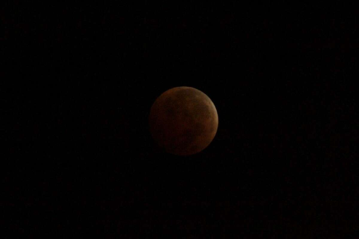 Local sky watchers had the chance to see a
