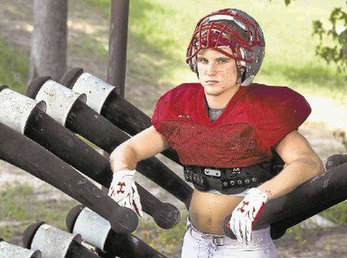 Splendora running back Evan Nichols and the Wildacts host Humble at 7 p.m. Friday.