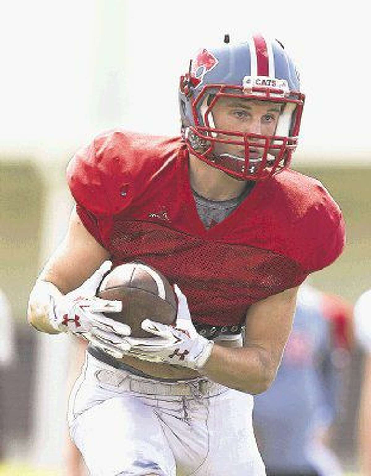 Splendora running back Evan Nichols has run for 353 yards on just 32 carries, scoring four times already this season.