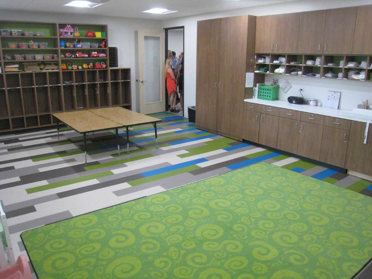 Renovations at the Good Shepherd Episcopal Church school building were necessary because the older building was getting harder to maintain. The pre-school offers art, science, social studies, music and library studies.