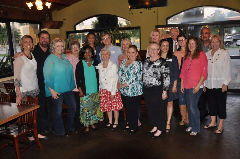 Birthright Humble board members, volunteers and community partners gathered at Los Cucos restaurant to celebrate the 30th anniversary of Birthright Humble.