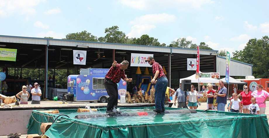 The Greater East Montgomery County Chamber will host the Texas Sawmill Festival Oct. 1 at Bull Sallas Park in New Caney from 10 a.m.-10 p.m. with admission and parking free.