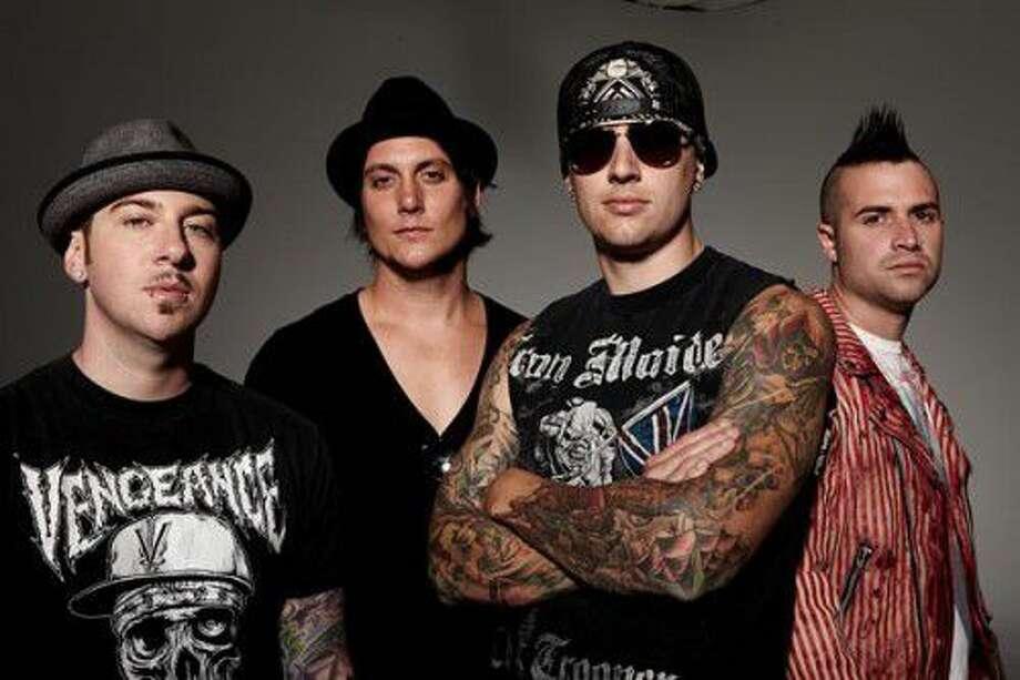 Avenged Sevenfold will headline the first Houston Open Air festival at NRG Park on Sept. 24-25.