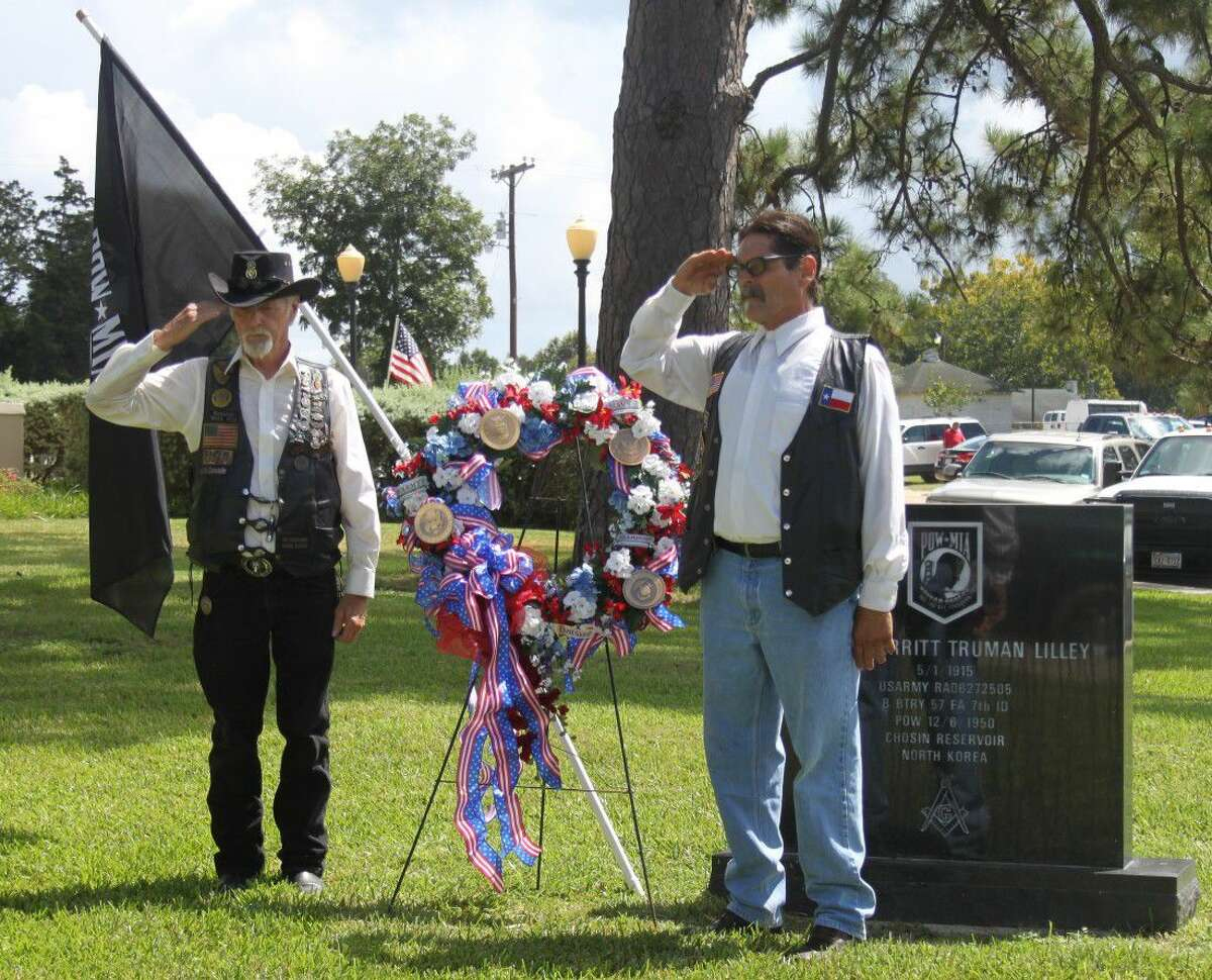 American Legion Post 629 First Vice Commander William