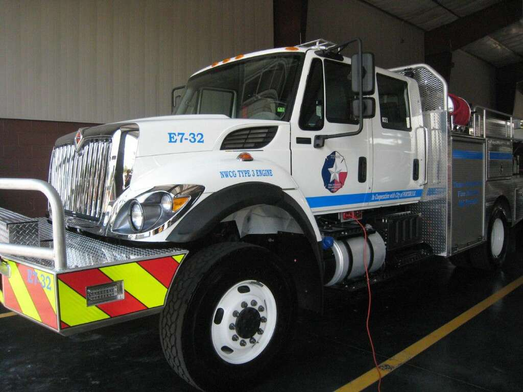 grant provides new apparatus to porter fire department houston