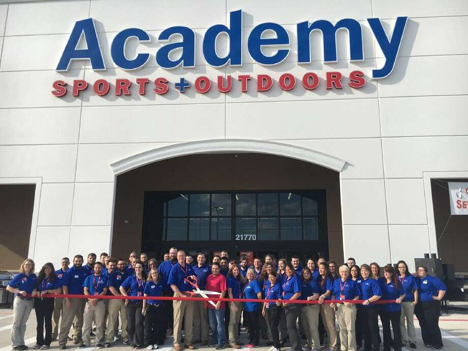 Academy Sports + Outdoors, located in Valley Ranch Town Center, celebrated a soft opening celebration Sept. 22 with a ribbon cutting ceremony. The store also invited 30 children from the East Montgomery County Family YMCA to enjoy a shopping spree with $100 Academy Sports + Outdoors gift cards.