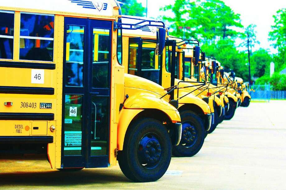 With the first few weeks of school in the books, Tomball ISD is short on bus drivers for some routes. Photo: Tony Gaines