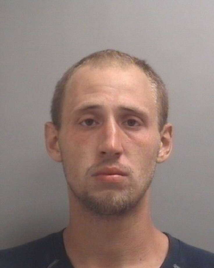 Matthew Patton, 25, of Deer Park, has been charged after police reported finding drugs at his Deer Park home.