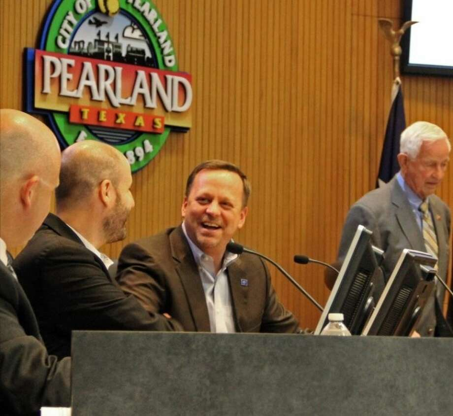 Pearland City Councilmember Keith Ordeneaux was unanmimously electged Mayor Pro Tem at a City Council meeting held Monday (May 19). Photo: KRISTI NIX