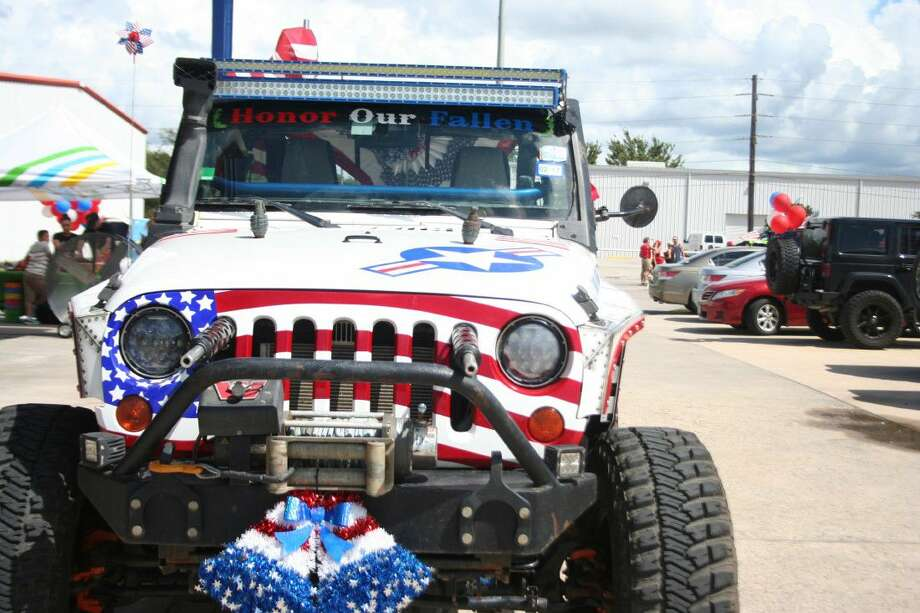 Go Jeep Weekend rolls through Bolivar Peninsula this weekend ...