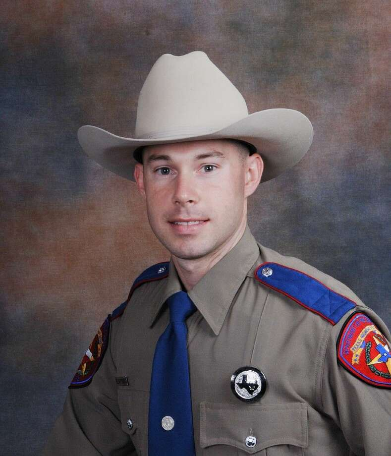 DPS Trooper Chad Blackburn of League City was doing his job Labor Day weekend when he was struck by an intoxicated driver in Webster.